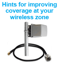 Click here to view some hints for improving coverage at your Zenbu wireless zone